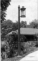 Merion Road Light 1921
